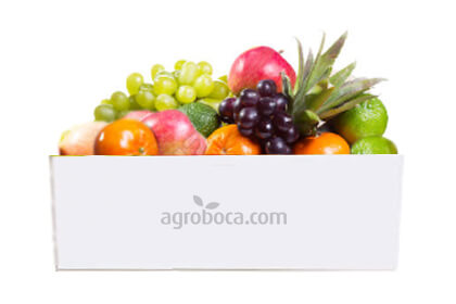 Cesta Ecológica de Frutas