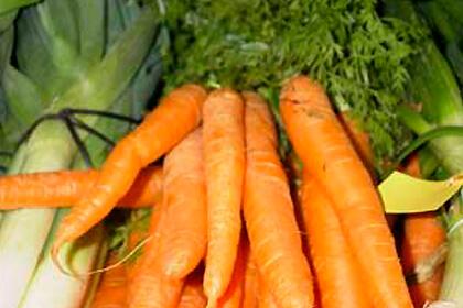 Zanahorias (manojo)
