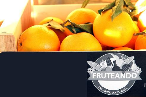 Caja de 20kg - Naranjas mesa. Envío gratis.
