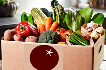 Cesta fruta y verdura ECO Valencia (8-9 kg)