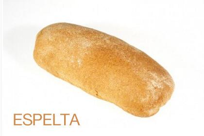 Pan de Espelta ECO 1/2 Kg