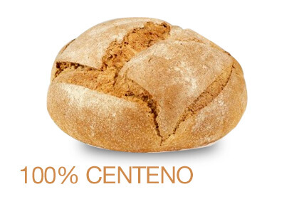 Pan de Centeno ECO 1 Kg