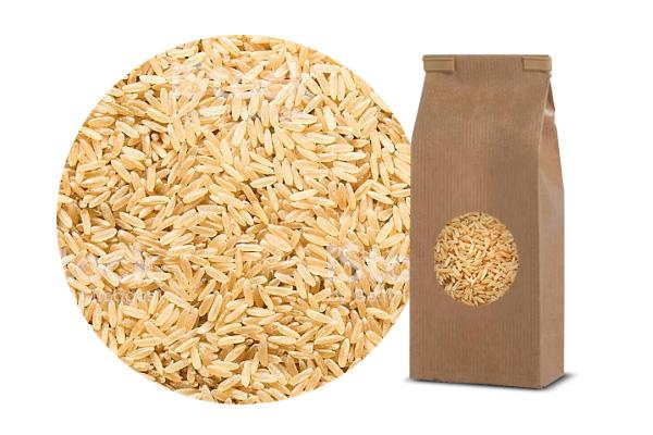 Arroz integral ecológico en grano