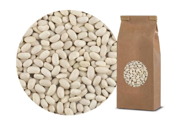 Alubias blancas ecológicas en grano