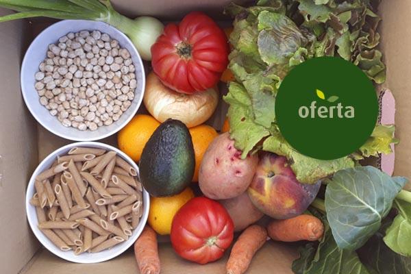 4 Organic Boxes 5 Kg