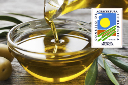 Organic extra virgin olive oil € 5,10 / liter