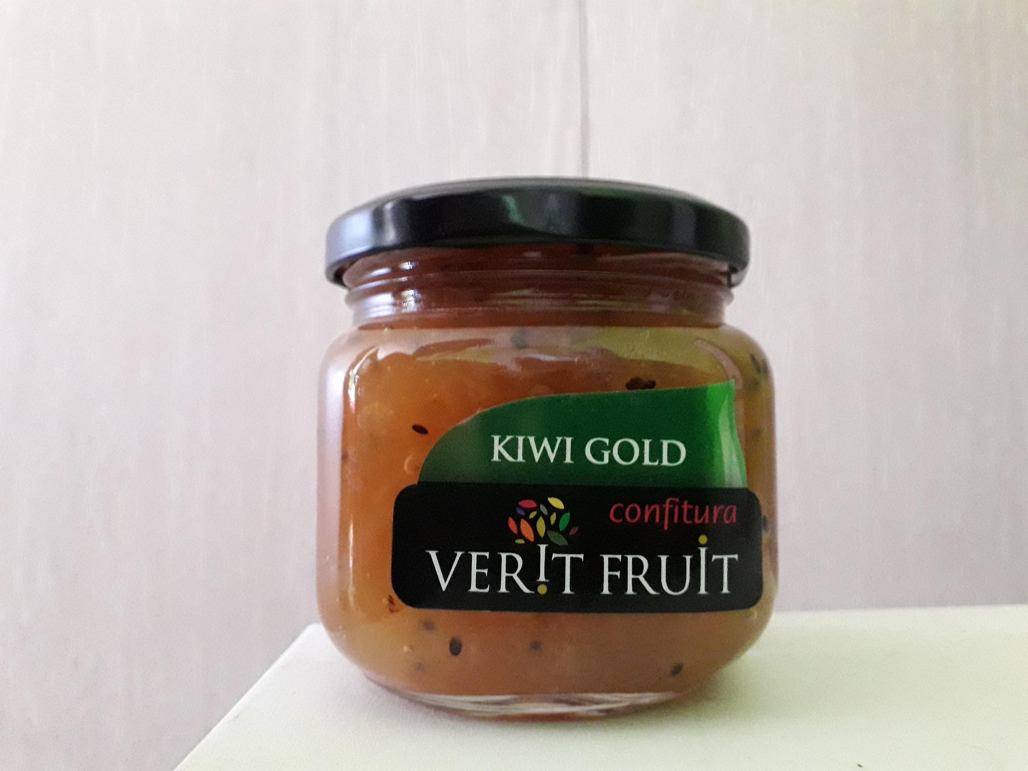 CONFITURA KIWI GOLD