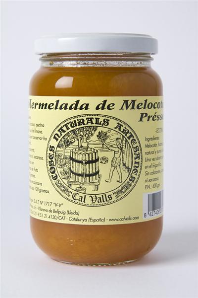 Mermelada Melocotón