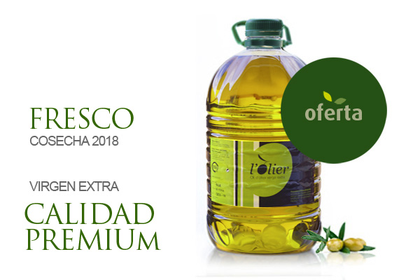 Extra virgin olive oil 5l