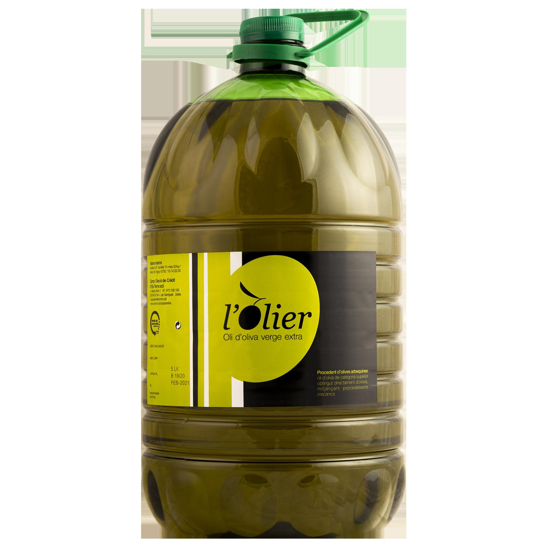 L'OLIER 5L, Oli d'oliva verge extra