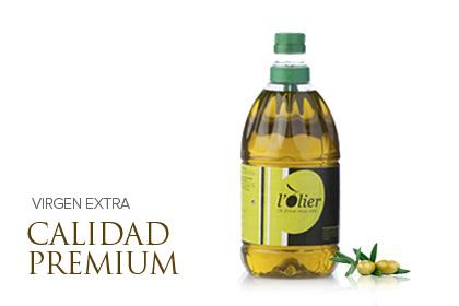 L'OLIER 2L, Aceite de oliva virgen extra