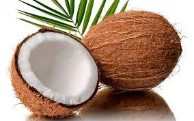 Coco Rayado Natural 1 Und.
