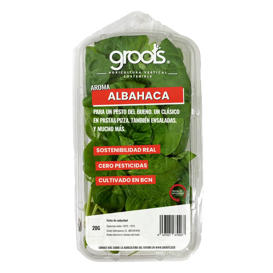Pack Albahaca