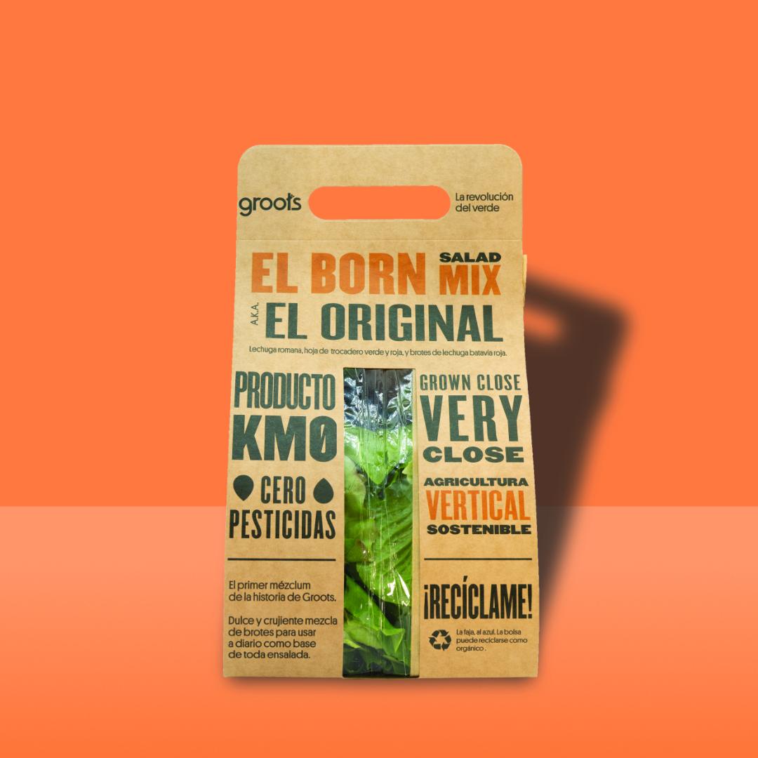 El Born Salad Mix