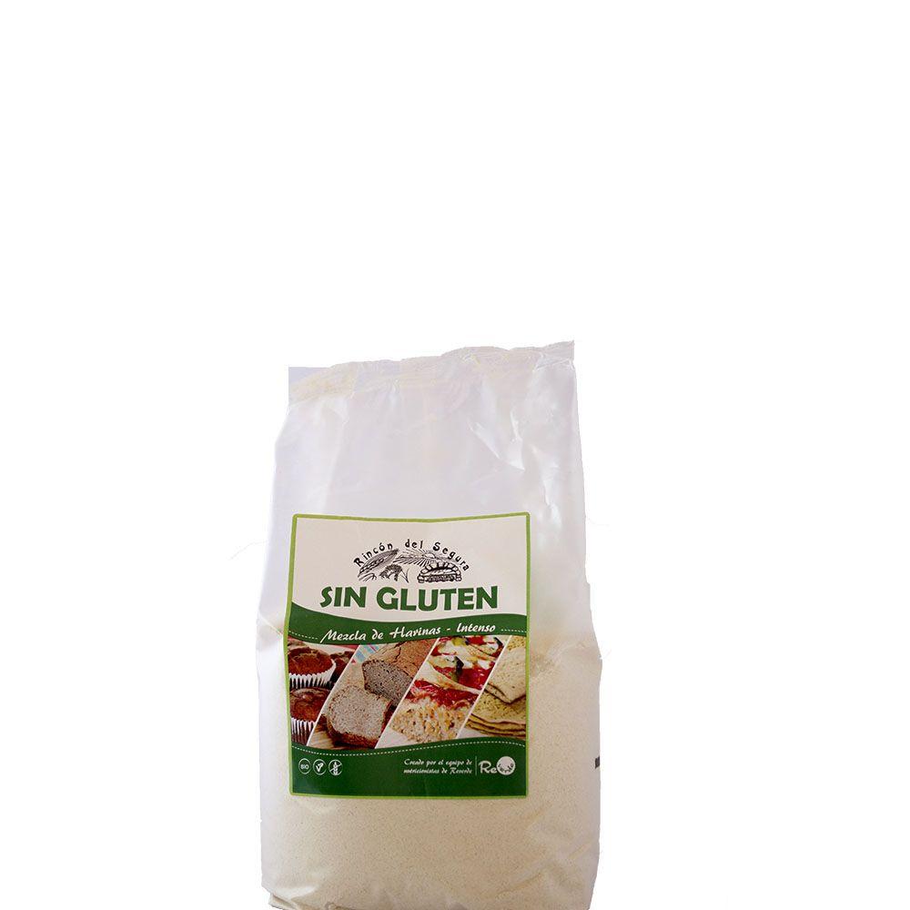 Mezcla Intensa de harinas SIN GLUTEN Bio 1 kg