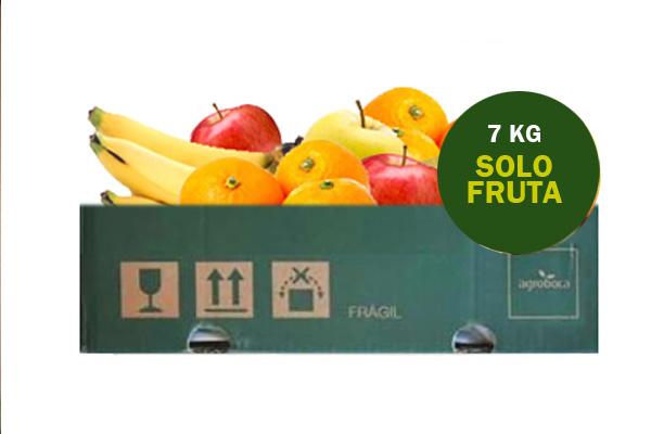 Cesta fruta ecológica 7 Kg