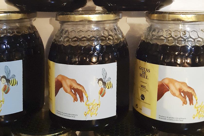 Gotas de Miel (500g)