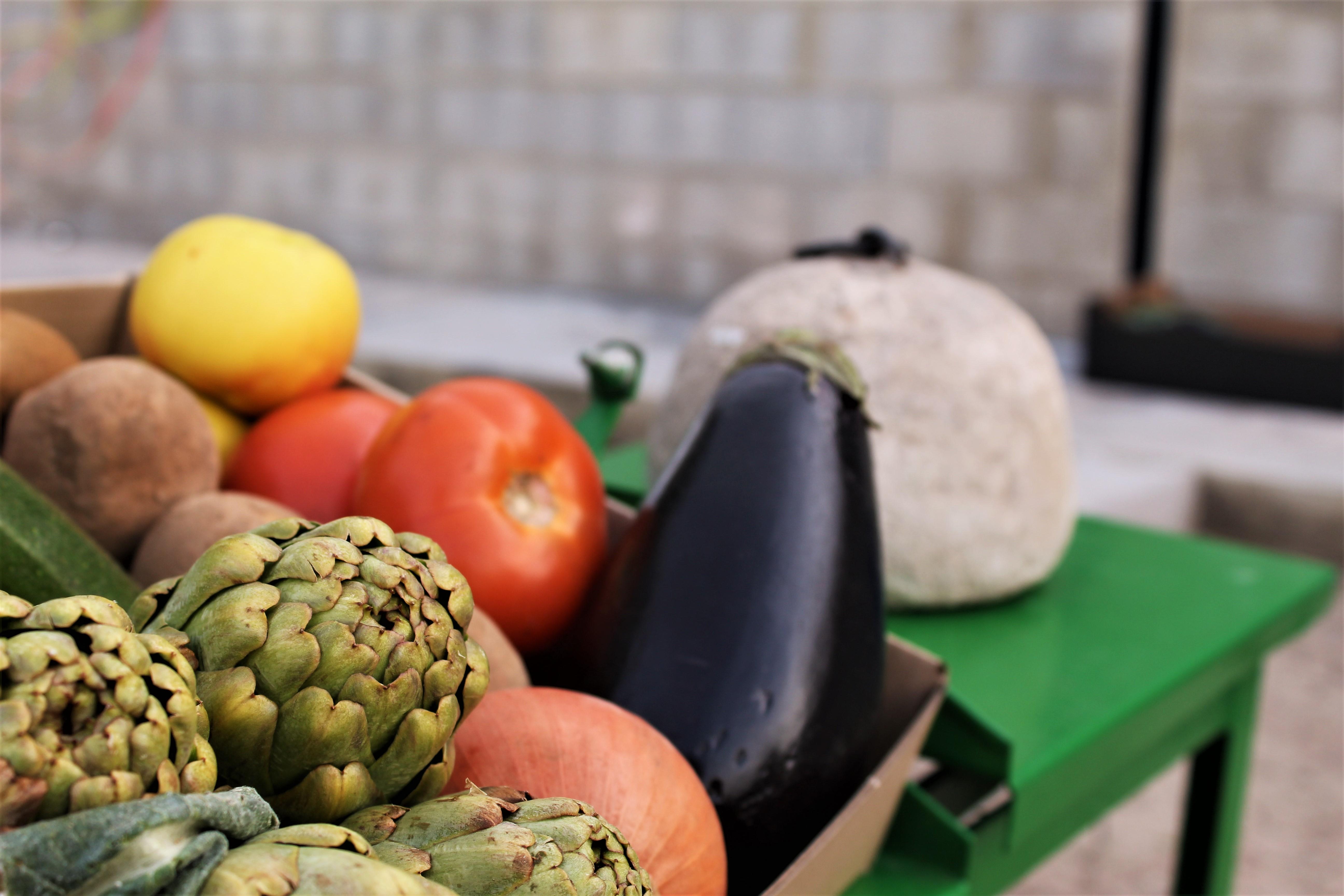 Cesta de fruta y verdura 5kg