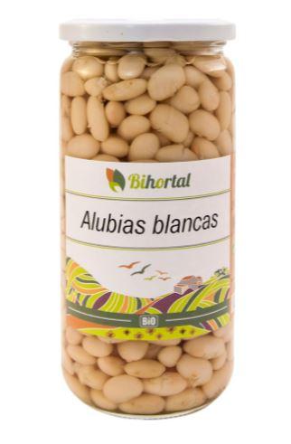 Alubias ecológicas Jaén