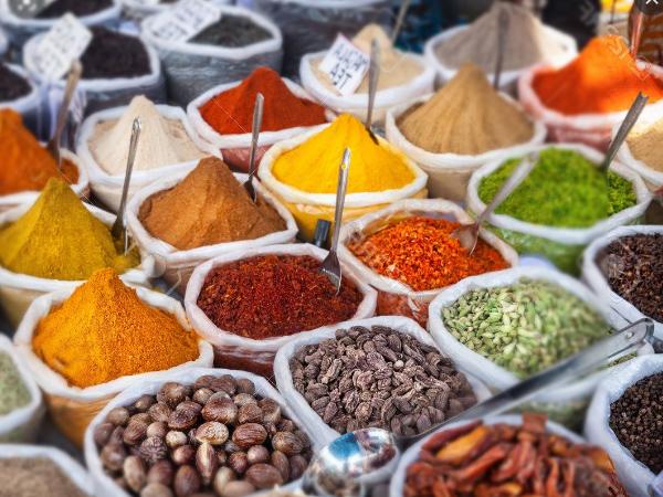 Condimentos y especias ecológicas