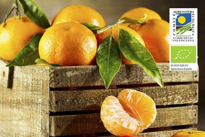 mandarinas ecologicas a domicilio