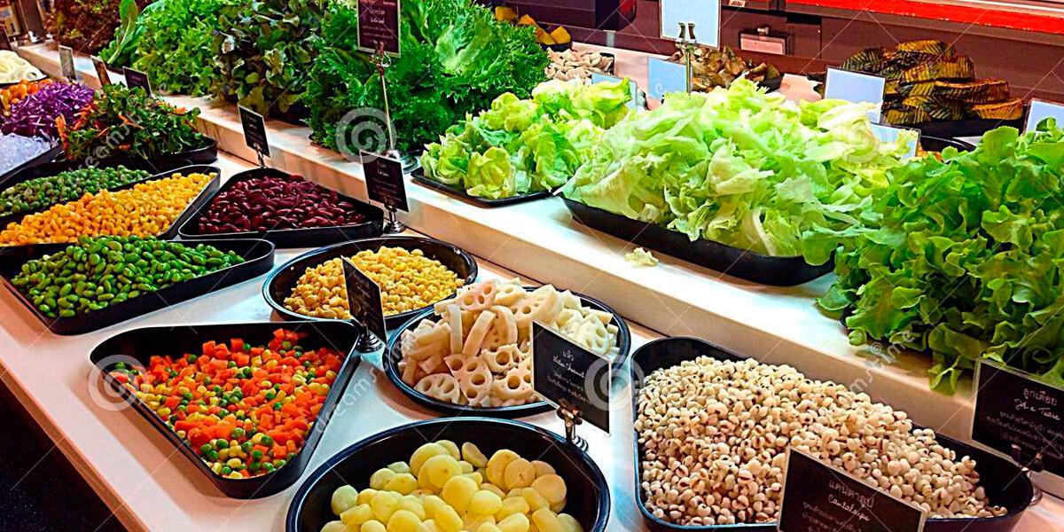 La mayor oferta de hortalizas y frutas para restauración, y comedores colectivos de colegios, empresas, hospitales, residencias, hoteles