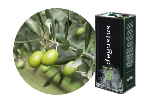 Organic olive oil virgin extra (9L)