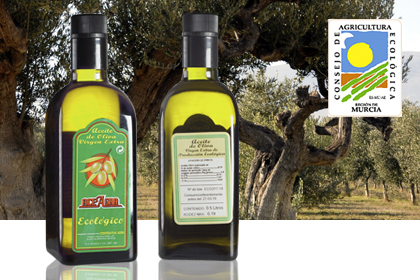 Organic extra virgin olive oil 2L