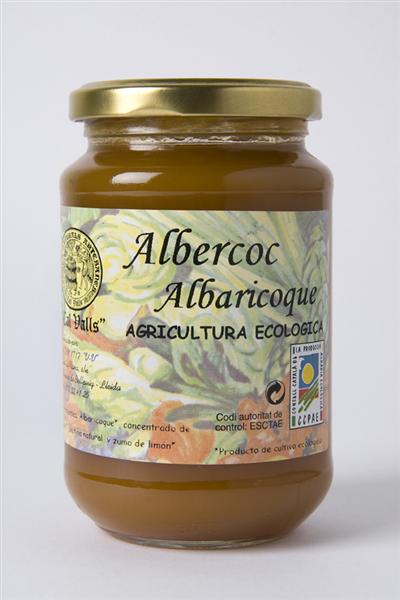 Mermelada Albaricoque