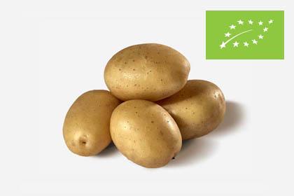 0,65 €/Kg Patatas ecológicas