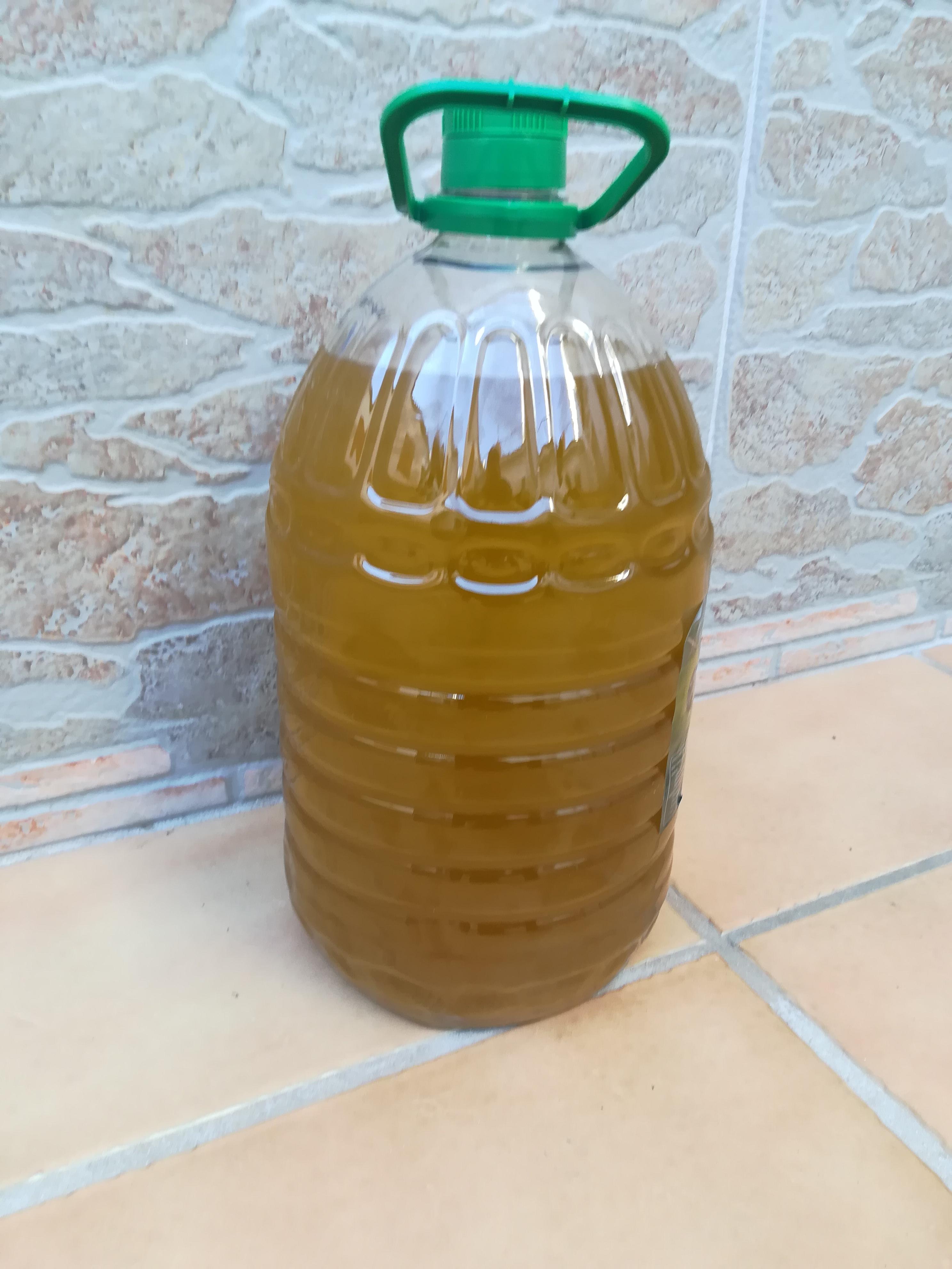Aceite de oliva virgen 5 litros,ACEITE ARTESANAL.