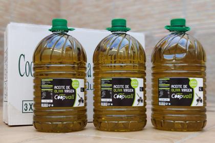 Aceite de oliva virgen 15 litros