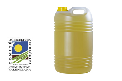 Aceite ecologico virgen extra al mayor