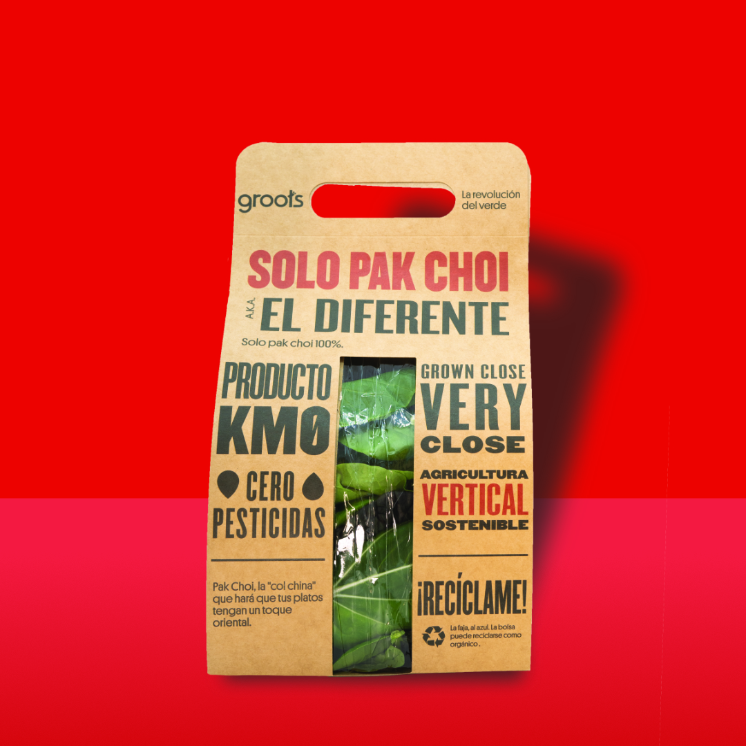 Solo Pak Choi