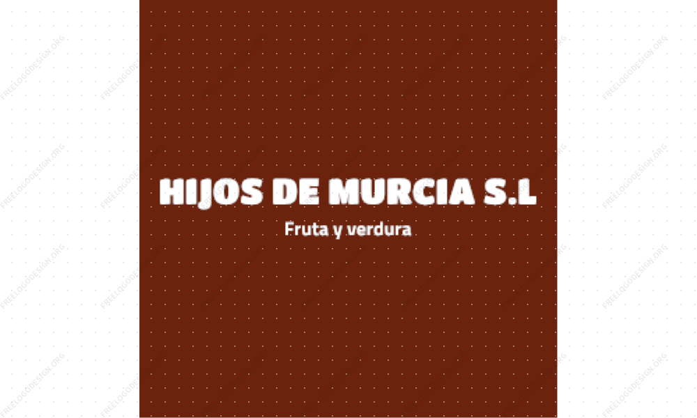 HIJOS DE MURCIA S.L