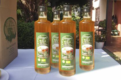 Vinagre de manzana ecológico Valleoscuru (6 botellas 0,5L)