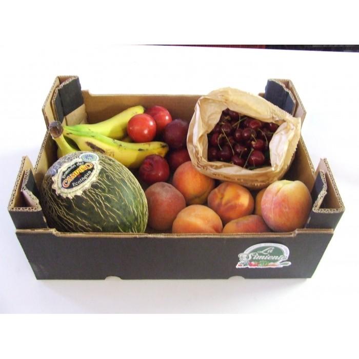 Cesta de fruta de temporada 14 kg
