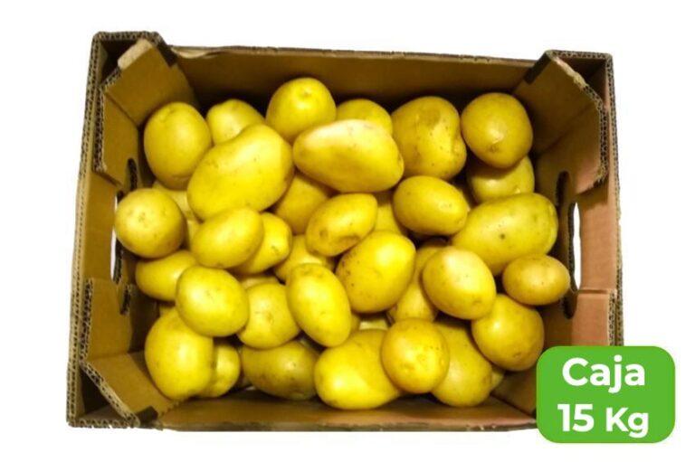Caja de Patata Blanca de Galicia