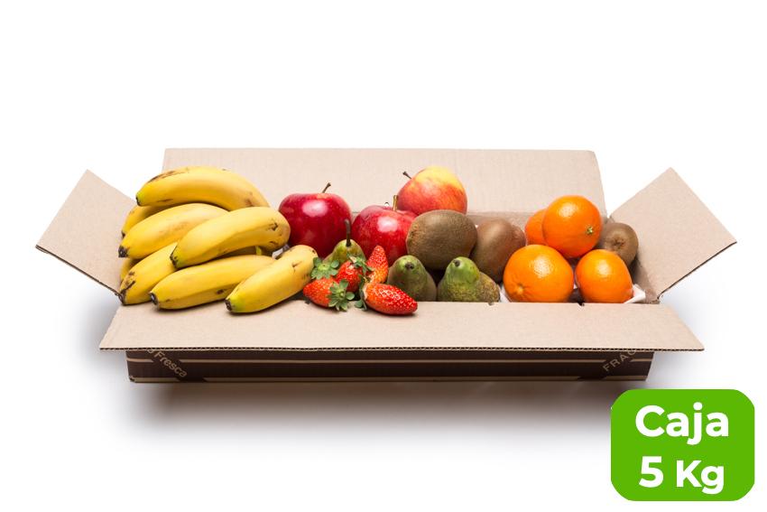 Mix frutas de temporada (5 KG)