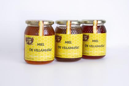 La miel de Villamuñio.