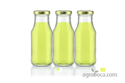 Zumo ecológio de manzana (0,4L)