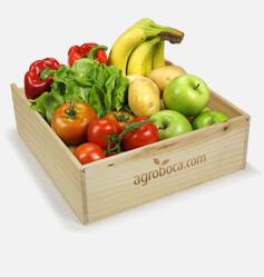 Todas las tiendas juntas para comprar frutas y verduras ecológicas y tradicionales a domicilio.