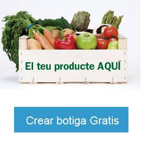 Ven online les teves fruites i hortalisses